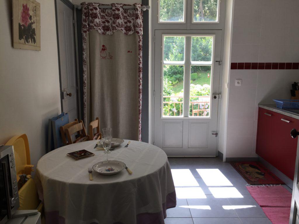 Villa Tranquillité, Cuisine équipée