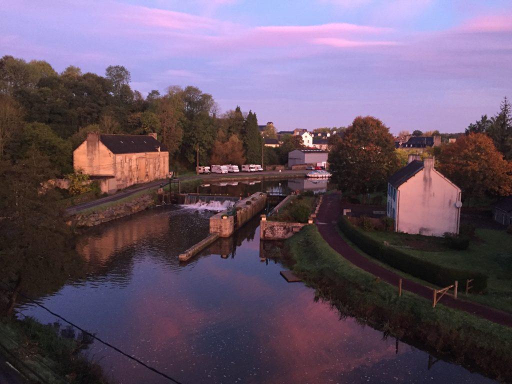 Vue-canal-Nantes-Brest