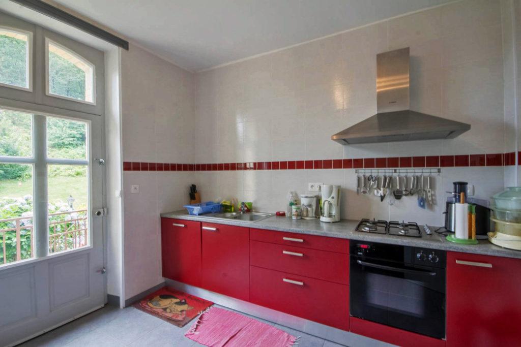 Villa Tranquillité, cuisine