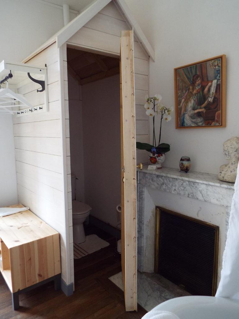 Belle Epoque, toilettes