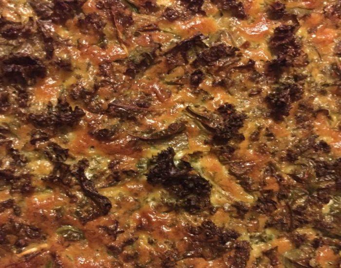 Gratin de chou kale : connaissez-vous le chou kale ? C'est délicieux et plein de propriétés. C'est un des meilleurs légumes.
