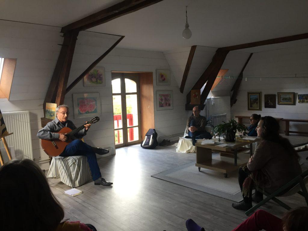 week-end à thème: Alain Souissa