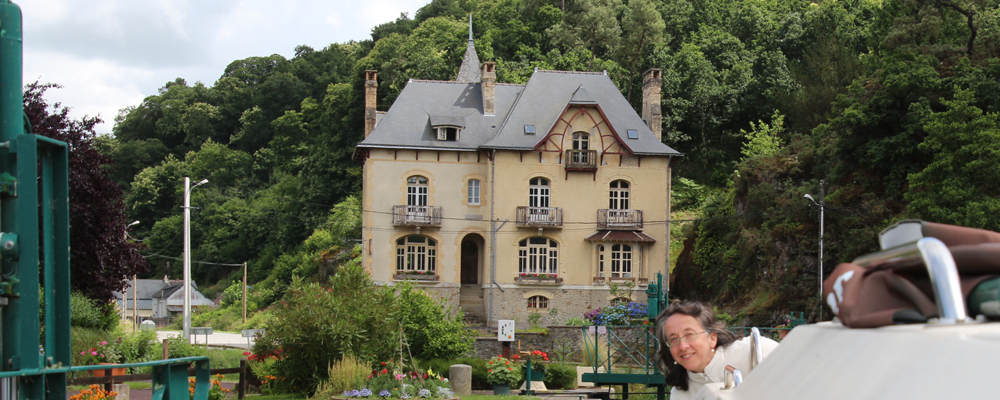 Villa Tranquillité, un hébergement atypique à Rohan